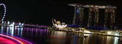 IMG_9986_stitchb (AndyMc87) Tags: singapore stitch lightstreams lighttrails marina bay sands artsience museum bridge mall light darkness skyline flyer ferris wheel helix longtimeexposure reflection night outdoor canon eos 6d 2470