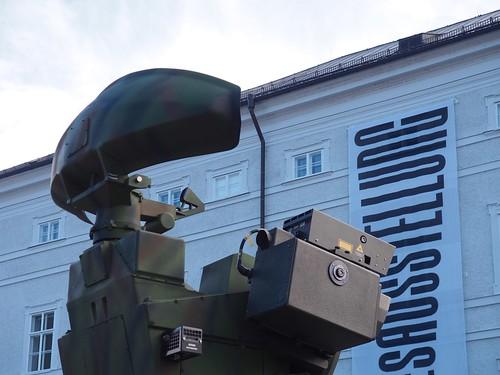 Salzburg Occupied