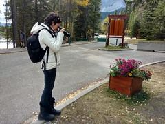 IMG_20160925_181802907_HDR (ctmarie3) Tags: banffnationalpark lakeminnewanka stewartcanyon trail