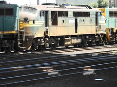 A71 or A79 Stripped (damo2016 photos) Tags: a71 a79 aclass stripped vline freightaustralia freightvictoria pn dynon bulldog 2016