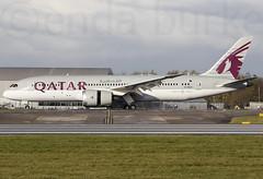Qatar A7-BCE 19-11-2016 (Enda Burke) Tags: a7bce avgeek aviation airplane av8 aero aviationviewingpark avp airport arrival apron egcc engine runway runwayvisitorpark rvp runwayvistitorpark ringway dreamliner boeingdreamliner 787 7878 b787 b7878 boeing787 qatar qatarairways doha omaa manchesterairport manchester man manc manairport manchesterrunwayvisitorpark manchestercity