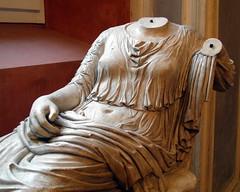 cogito ergo sum (kexi) Tags: bologna bolonia italy europe sculpture copy headless october 2015 samsung wb690 jepensedoncjesuis instantfave