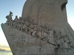 Padro dos Descobrimentos (francesbean) Tags: lisboa lisbon portugal europe travel 2016 travel2016 belem padro dos descobrimentos padrodosdescobrimentos discovery monument iphone iphonephoto iphone6