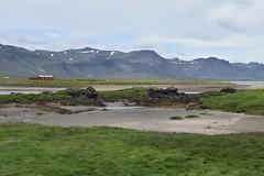 Hellnar Beach (EC@PhotoAlbum) Tags: islanda iceland snaefell snaefelljokull snaefellsnesspeninsula beach hellnar spiaggia landscape paesaggio nature village