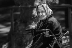 Golden Years (Edward Lyons) Tags: bw sydney people elderly streetphotography portraits faces canon5dmkiii