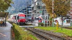 Öbb City Shuttle und S-Bahn im Bahnhof Bregenz Hafen 😉#unsereoebb #öbb#trainspotting #rail #instagood #eisenbahn #railway #eisenbahnfotografie #train #instagood #bahnhof #rail #trainspotting #best_of_trainspotting #trains_worldwide #trainphotographic (holzi1156) Tags: railway train eisenbahn zug bahnhof bregenz öbb instagramapp square squareformat iphoneography
