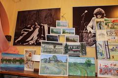 Выставка в Honky Tonk