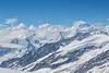 Dreieckhorn from the Aletsch Glacier (peaflockster) Tags: summer june switzerland glacier 70300mm swissalps clearday topofeurope highalps 2015summereurope
