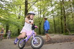 Photo of Emily riding