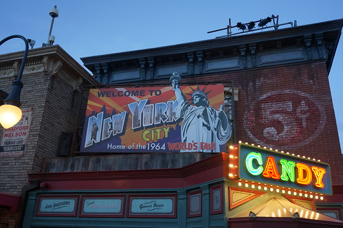 "Universal Studios: New York City Sign • <a style=""font-size:0.8em;"" href=""http://www.flickr.com/photos/28558260@N04/20514875292/"" target=""_blank"">View on Flickr</a>"