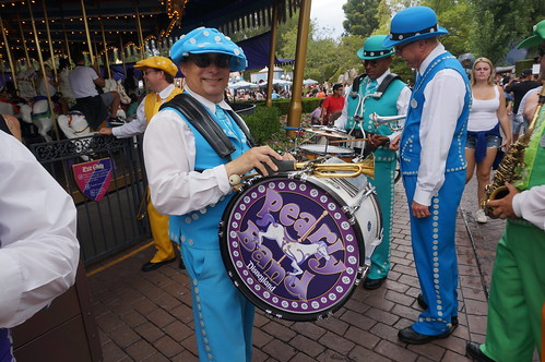 "Disneyland Pearly Band • <a style=""font-size:0.8em;"" href=""http://www.flickr.com/photos/28558260@N04/20557433511/"" target=""_blank"">View on Flickr</a>"