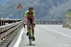 Tour du Val d'Aoste 2015 (joménager) Tags: sport nikon course passion 70200 f28 d3 afs cycliste daoste grandsaintbernard vallée