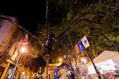 Festa Major de Gracia 2015 (James Ng Photography) Tags: barcelona street decorations espaa major spain fiesta sony catalonia catalunya alpha dslr festa gracia 2015 a700 jimsnapper