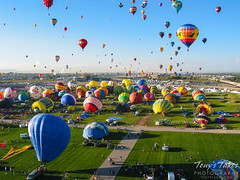 """In the air with """"The Crew Balloon"""""""