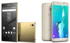 Sony Xperia Z5 Premium ve Samsung galaxy S6 Edge Plus Karşılaştırması (aorhancom) Tags: mobil karşılaştırma s6edgeplus xperaz5premium