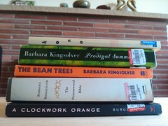 (_paparatti) Tags: books thrift anthonyburgess aclockworkorange barberakingsolver