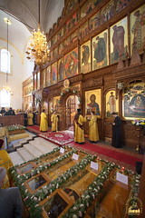 58. Glorification of the Synaxis of the Holy Fathers Who Shone in the Holy Mountains at Donets. July 12, 2008 / Прославление Святогорских подвижников. 12 июля 2008 г