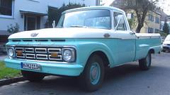 Ford F-100 (vwcorrado89) Tags: ford up truck pickup f100 f 100 pick