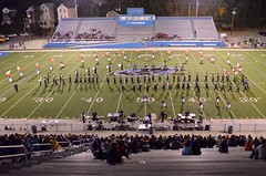 BHMB at Woodland Hills TOB 101015 (Baldwin Highlander Marching Band Photos) Tags: music drums guard band marching marchingband radiohead baldwin colorguard drumline baldwinhighlandermarchingband njatob tobtia8