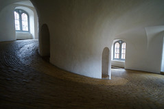 Rundetrn - Round Tower (Lgh95) Tags: brick tower copenhagen denmark climb view interior bricks 360 observatory round astronomical slopes rundetrn