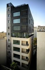 Квартирный дом BW7 в Тегеране от ARAD