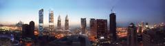 Проект жилых  небоскебев в Дубае от ZAS Group