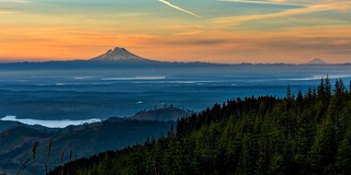 Mount Ellinor Sunrise