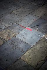 Dash (pantagrapher) Tags: street red stone square nikon louisiana paint neworleans jackson nola d600