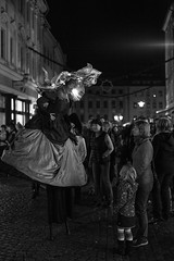 Romantica 2015 in Bautzen (pixilla.de) Tags: deutschland europa sachsen romantica stelzen bautzen einkaufsnacht pigmenta stelzenfigur