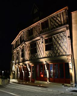 Chartres - La Maison du Saumon
