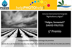 Award/Premio (DavidFrutos) Tags: spain contest award alicante winner concurso photocontest cartel premio ganador villena concursodefotografía davidfrutos helpphotohelp