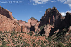 "Kolob Canyons with Nagunt Mesa • <a style=""font-size:0.8em;"" href=""http://www.flickr.com/photos/63501323@N07/22791220047/"" target=""_blank"">View on Flickr</a>"