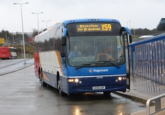 54067 - SV59 CHF (Cammies Transport Photography) Tags: bus st for volvo coach andrews fife panther stagecoach dunfermline glenrothes in chf plaxton halbeath x59 sv59 pampr 54067 sv59chf