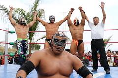 446A4859 (Black Terry Jr) Tags: robin mask maya titan niebla lucha libre guerrero consejo estrellita cmll