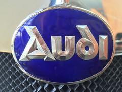Audi Badge (frankrolf) Tags: audi augusthorchmuseum
