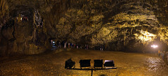 Drogarati Cave - Cephalonia - Greece (RafalZych) Tags: trip summer vacation holiday ice sunshine composite night island greek islands fuji image greece caves abroad ms fujifilm cave cavern kefalonia sami cephalonia ionian hellenic x100 drogarati jaskinia wyspy