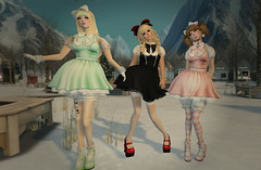 Classical Toys (littlerowan) Tags: stockings doll lolita gloves secondlife egl dolly petticoat bloomers dollface ringlets pannier anklesocks sweetlolita hairbows