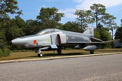McDonnell Douglas RF-4C Phantom II USAF 67-0452/ET (NTG's pictures) Tags: test museum force florida air united wing ii material states phantom douglas usaf command 46 mcdonnell eglin rf4c armament afbusaf 670452et