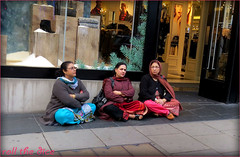 `1556 (roll the dice) Tags: camera uk autumn girls portrait england people urban colour sexy london art classic window glass westminster fashion reflections shopping lunch funny pretty sad floor natural legs candid indian si strangers streetphotography unknown shops mad oxfordstreet sari w1 westend victims unaware londonist
