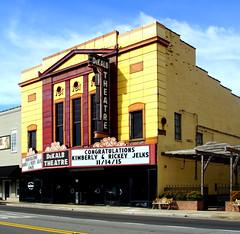 DeKalb Theatre (BOB WESTON) Tags: fortpaynealabama