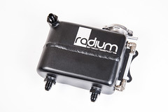 Radium coolant tank (Radium Engineering) Tags: race drag tank performance subaru modified coolant