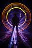 EMD #247 - The Traveller (Electrical Movements in the Dark) Tags: lightpainting lightart emd lapp lobgexposure lightartperformancephotography electricalmovementsinthedark