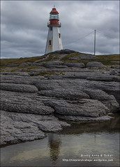 Point Riche Lighthouse, Newfoundland (Canada)