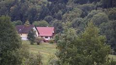 View from room in Oppenau (Gasthaus Finken) (2) (Tom Rataj) Tags: germany blackforest schwartzwald oppenau