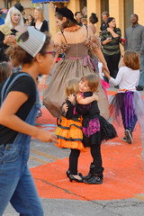 A hug after dancing together (radargeek) Tags: paseodistrict magiclanternfestival 2016 hugs kid child hugging love oklahomacity okc