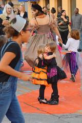A hug after dancing together (radargeek) Tags: paseodistrict magiclanternfestival 2016 hugs kid child hugging love oklahomacity okc
