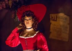 The Redhead (brosephotoz) Tags: disneyland piratesofthecaribbean theredhead darkride
