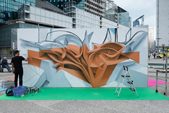 Projet Saato - Underground Effect 2 / Peeta (mahtieuc) Tags: artderue arturbain ladfense paris peeta projetsaato streetart urbanart puteaux ledefrance france fr