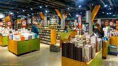 Oslo, Norway: Tanum Karl Johan Bookstore (nabobswims) Tags: bookstore hdr highdynamicrange lightroom no nabob nabobswims norway oslo photomatix sonya6000 tanumkarljohan bookstores bookshop books libreria librerias bibliotek
