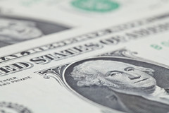 Greenback edges larger as U.S. fee hike hopes persist (majjed2008) Tags: dollar edges higher hike hopes persist rate us
